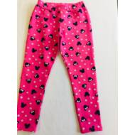 Pink Minnie Mouse cica nadrág (104-128)
