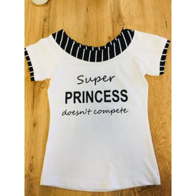 Chipi&Chips divat póló (super princess)