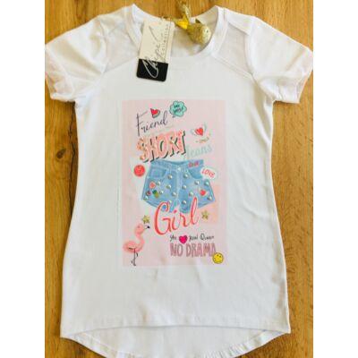 Chipi&Chips divat póló (girl)